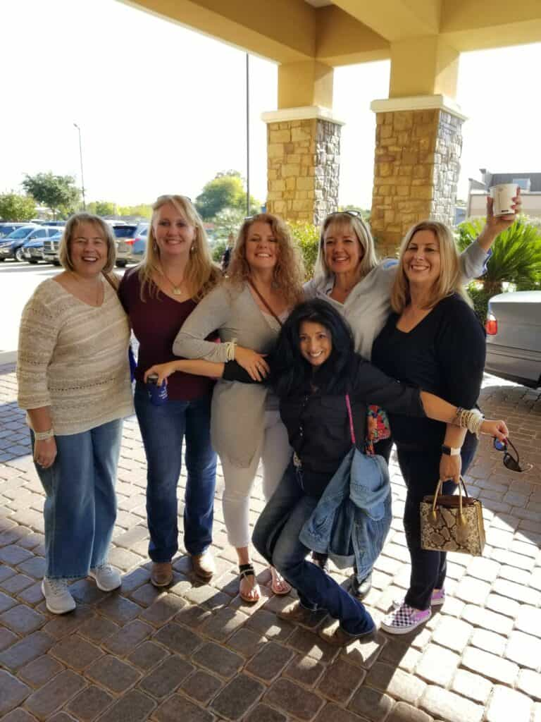 Day Trips for the girls group ready to explore