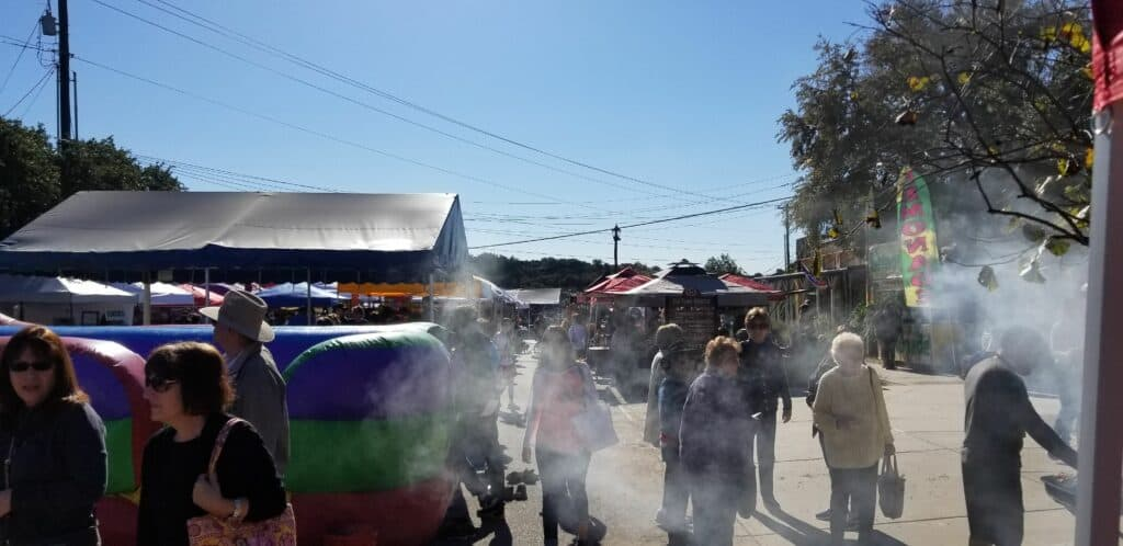 Helotes MarketPlace vendors