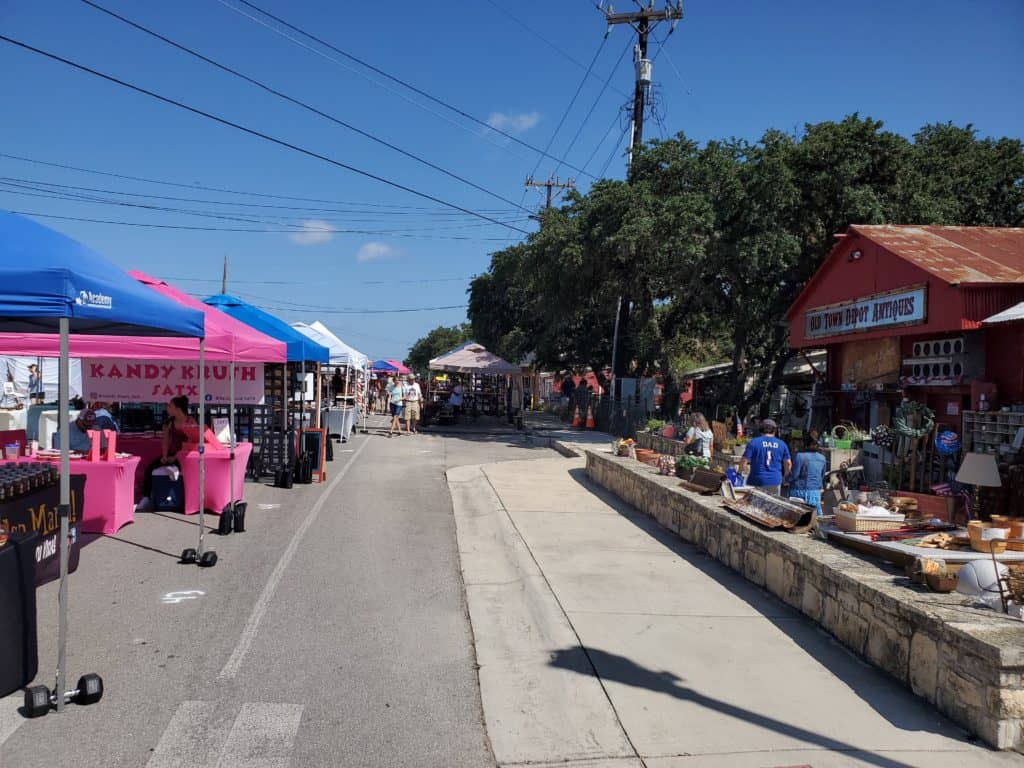 Helotes MarketPlace is Back on and We are Excited!!