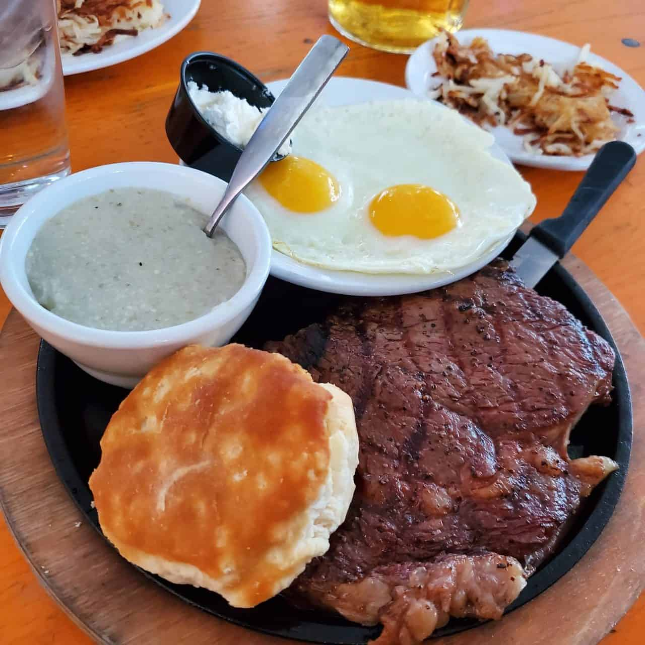 Krause's Cafe in New Braunfels